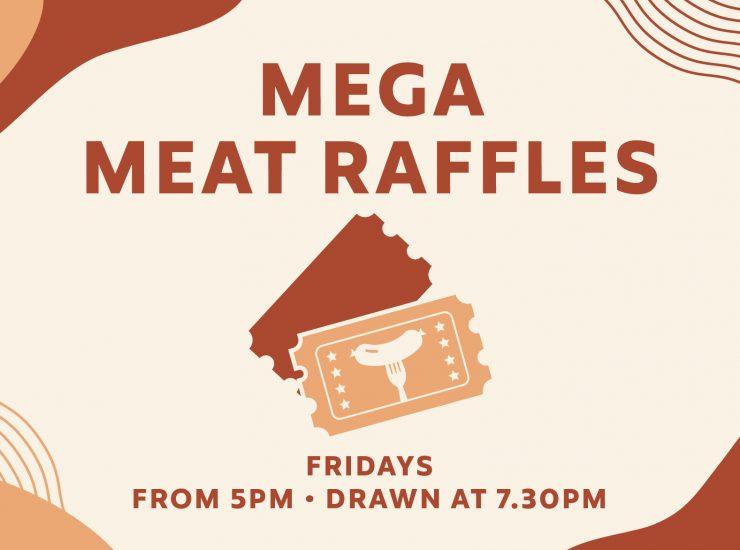 Mega Meat Raffles