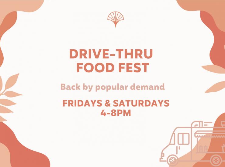 Drive-Thru Food Fest